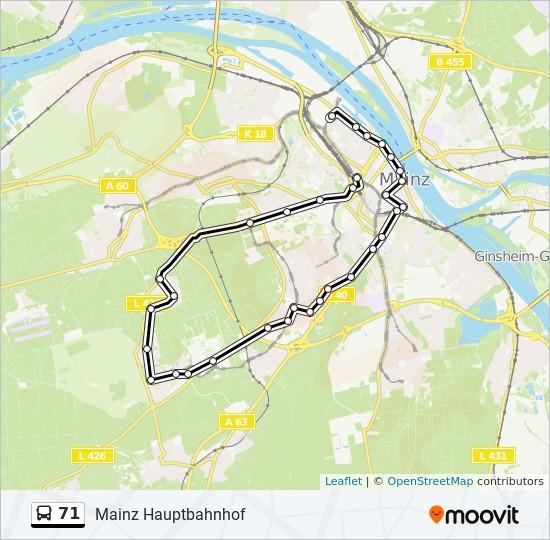 Fahrplan Mainz Hbf