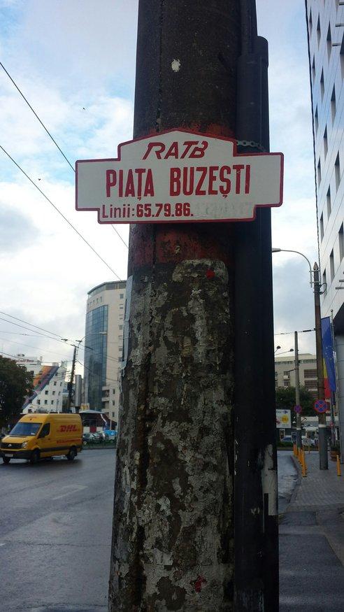 Piața Buzești station