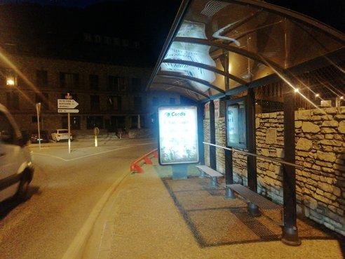 Estació de Ctra. General - Aixovall