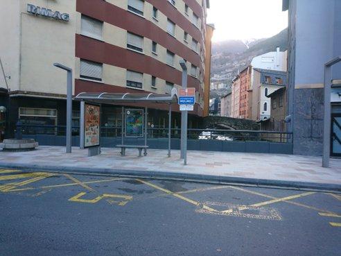 La Drecera station