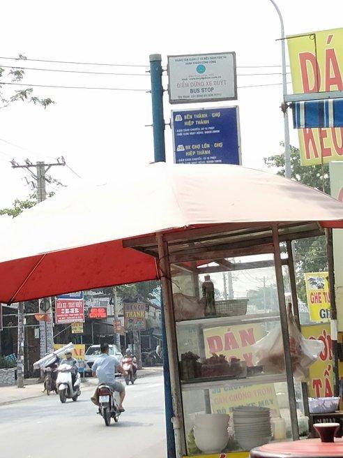 Cây Xăng Sài Gòn Petro station