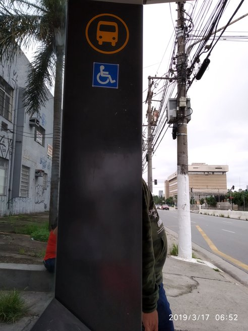 Av. Eng. Caetano Alvares, 1117 station