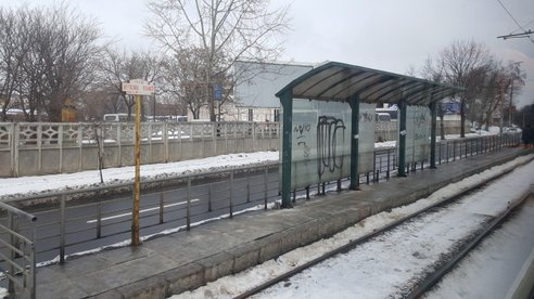Stația Autogara Filaret