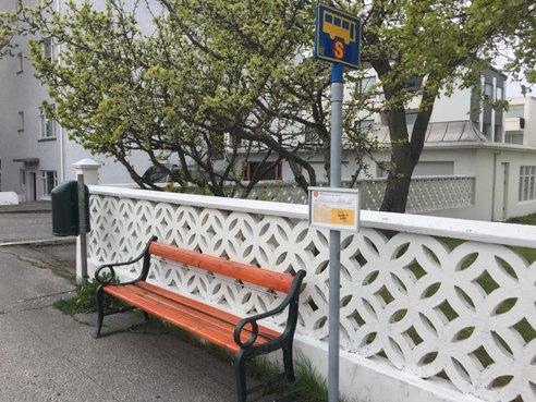 Hofsvallagata / Reynimelur station