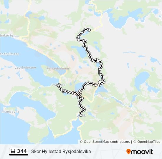 Norges Beste Omveier Ytre Leia Fra Bergen Til Forde Motor No