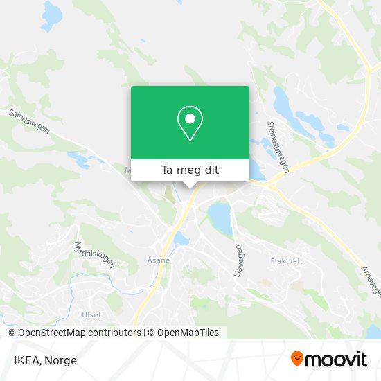 IKEA kart