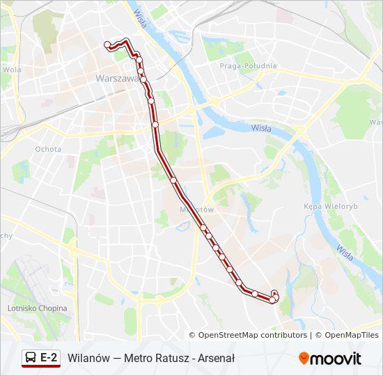 Bardzo dobryFantastyczny Linia E-2: Rozkłady jazdy, przystanki i mapy - Pl. Bankowy CV41