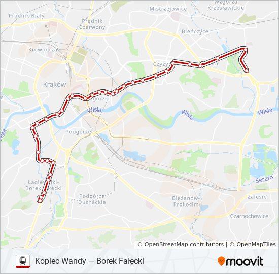 Linia 22 Rozklady Jazdy Przystanki I Mapy Borek Falecki