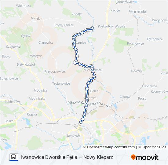 Linia 277 Rozklady Jazdy Przystanki I Mapy Opolska Estakada