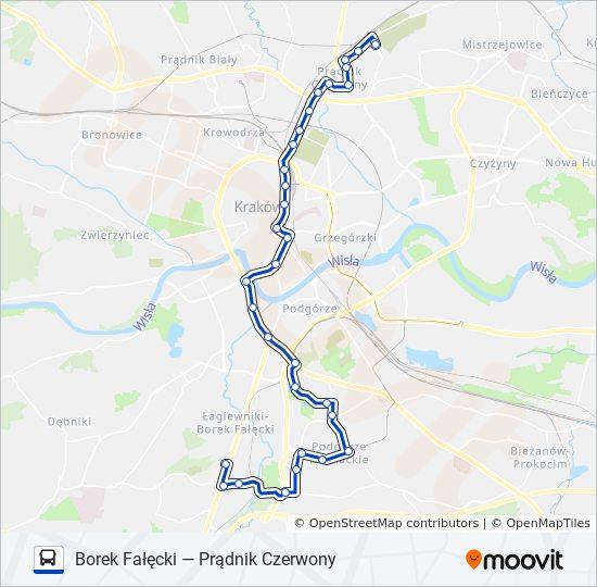 Linia 610 Rozklady Jazdy Przystanki I Mapy Borek Falecki