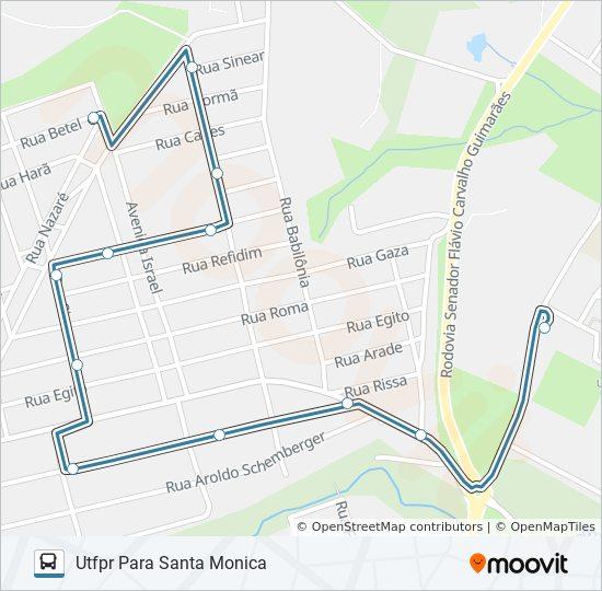 Linie 198 SANTA MONICA: Fahrpläne, Haltestelle & Karten