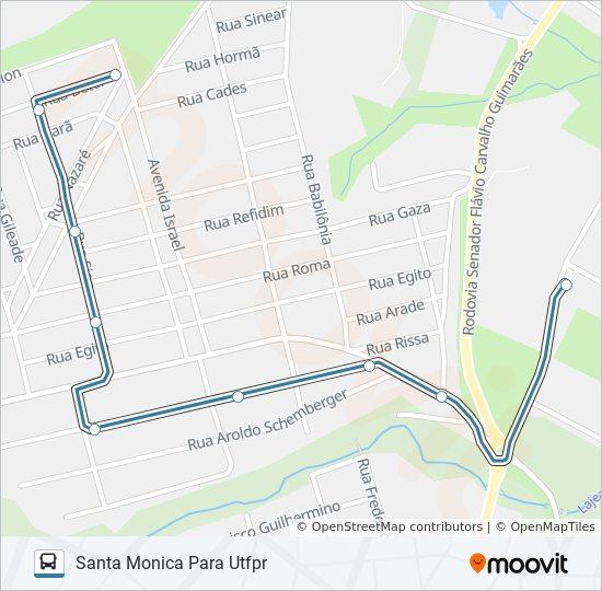 198 SANTA MONICA Route: Time Schedules, Stops & Maps - Santa ...