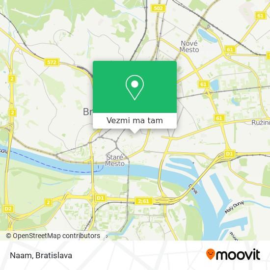 Naam mapa