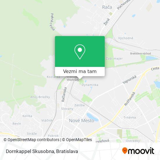 Dornkappel Skusobna mapa