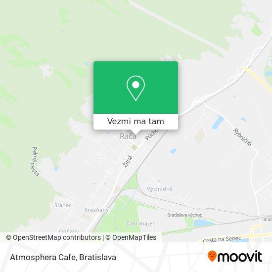Atmosphera Cafe mapa