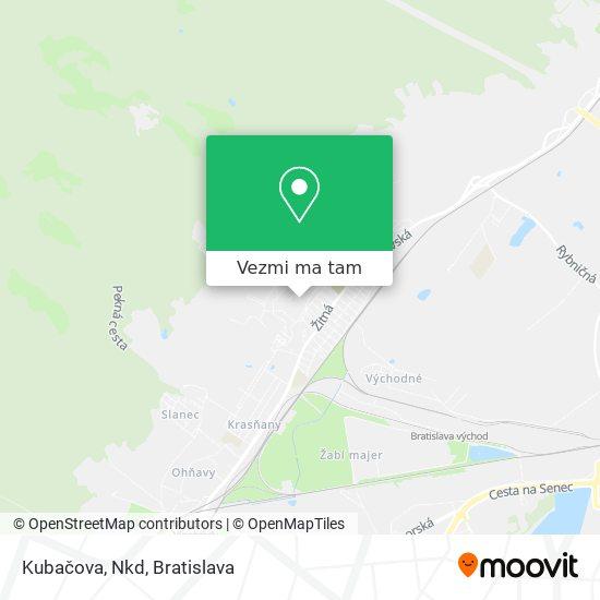 Nemecký Kultúrny Dom mapa