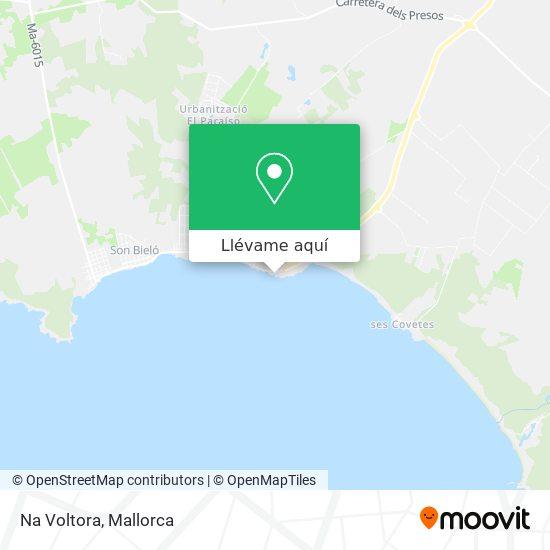 Mapa Na Voltora