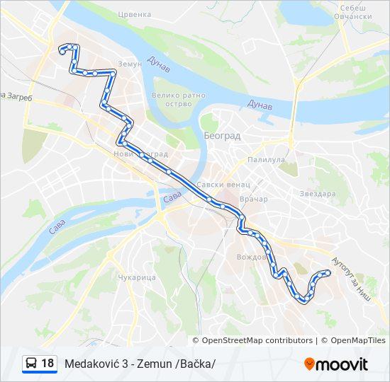 Ruta Ng 18 Iskedyul Ng Oras Hintuan Mapa Medakovic 3