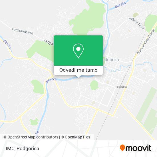 IMC mapa