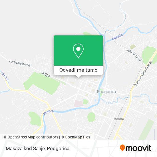 Masaza crna gora