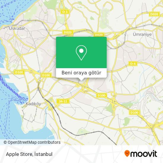 Apple Store harita
