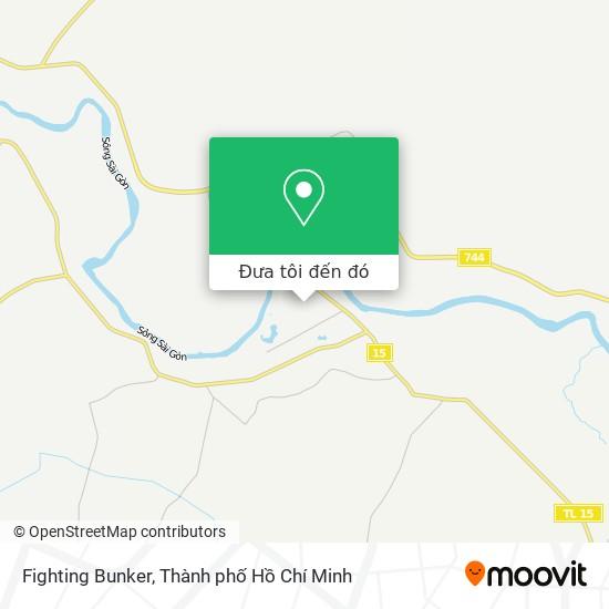 Bản đồ Fighting Bunker