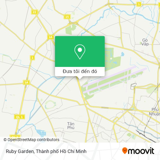Bản đồ Ruby Garden