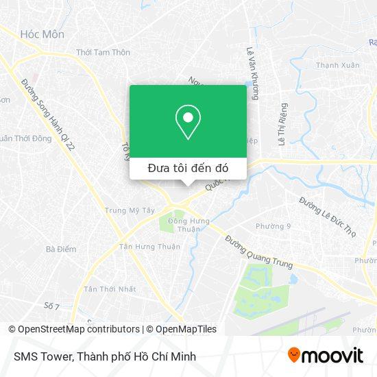 Bản đồ SMS Tower