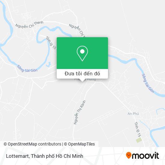 Bản đồ Lottemart