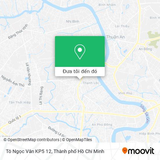 Bản đồ Tô Ngọc Vân KP5 12
