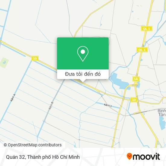 Bản đồ Quán 32