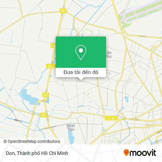 Bản đồ Don