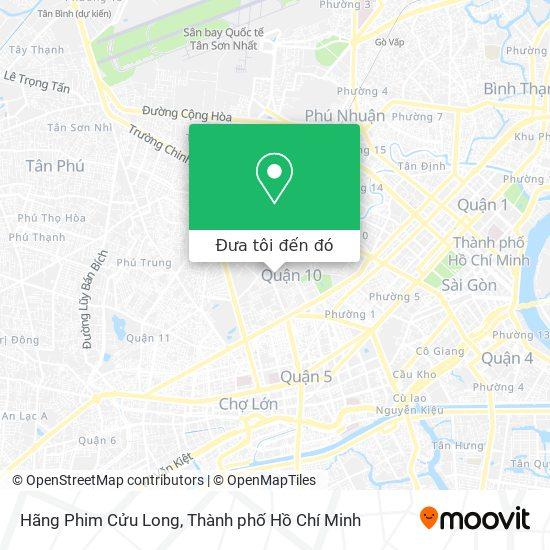 Bản đồ Hãng Phim Cửu Long