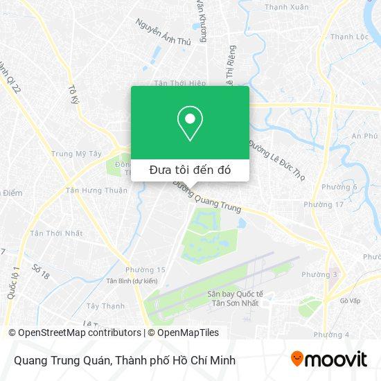 Bản đồ Quang Trung Quán