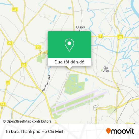 Bản đồ Trí Đức