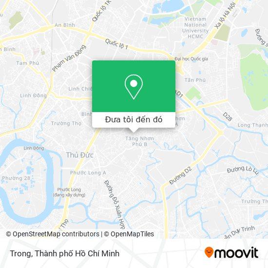 Bản đồ Trong
