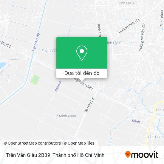 Bản đồ Trần Văn Giàu 2B39