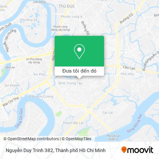 Bản đồ Nguyễn Duy Trinh 382