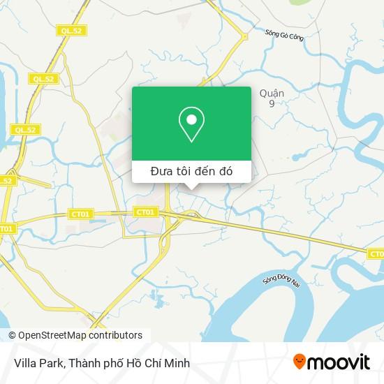 Bản đồ Villa Park