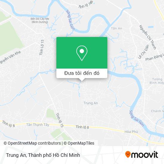 Bản đồ Trung An