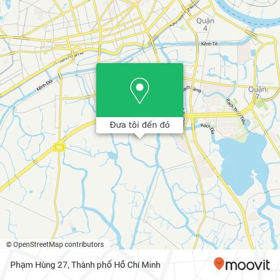 Bản đồ Phạm Hùng 27