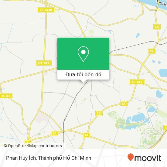 Bản đồ Phan Huy Ích