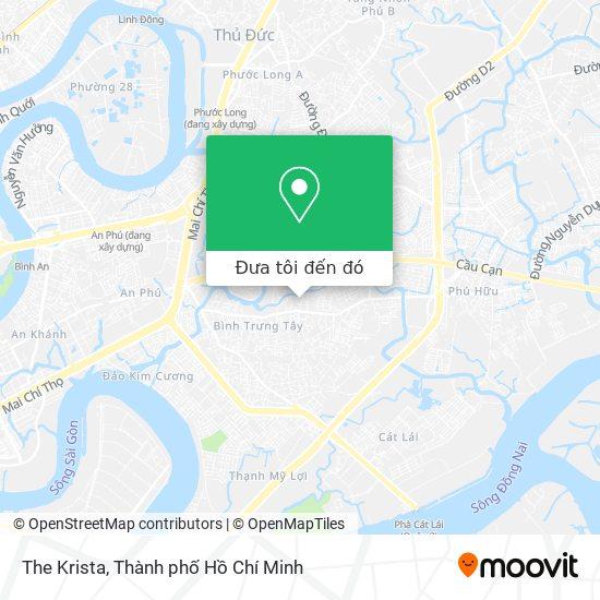 Bản đồ The Krista