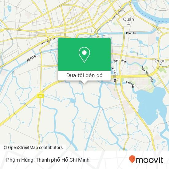 Bản đồ Phạm Hùng