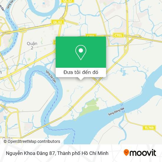 Bản đồ Nguyễn Khoa Đăng 87