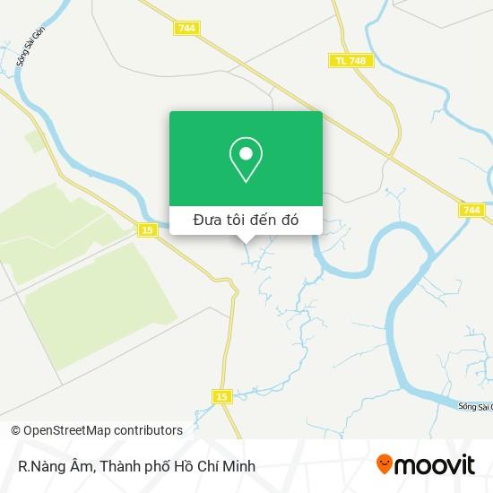 Bản đồ R.Nàng Âm
