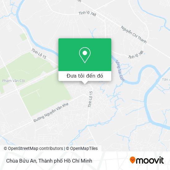 Bản đồ Chùa Bửu An
