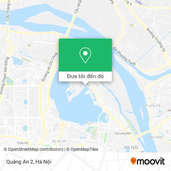 Bản đồ Quảng An 2