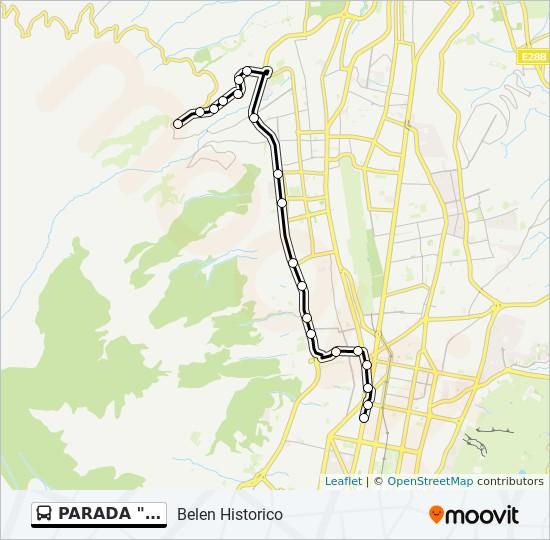 Mapa De El Hierro.Linea Parada La Y Mena Del Hierro Horarios Mapas Y