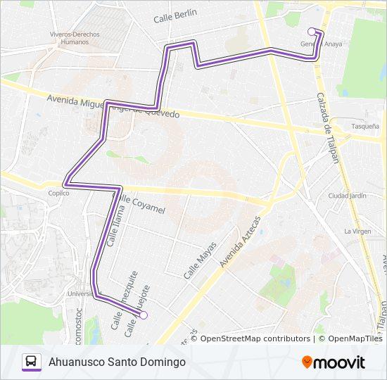 34 Route: Time Schedules, Stops & Maps - Ahuco Santo Domingo on managua map, la romana map, yucatan peninsula map, san salvador map, el salvador map, la havana map, port au prince on map, saint-domingue map, jamaica map, dominican republic map, caribbean map, punta cana map, havana cuba map, san juan map, quito map, belmopan map, toronto map, haiti map, puerto rico map, caracas map,